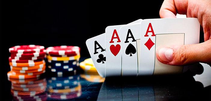 тактика игры в покер Омаха